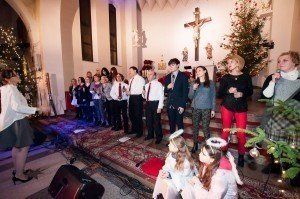 "Koncert kolęd chóru Gospel ""Space of Grace"" -11.01.2015"