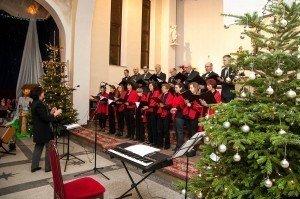 Koncert kolęd - Chór Magnificat - 24.01.2016