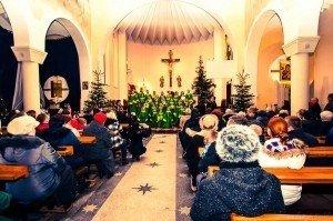 Koncert kolęd - Schola Klemensiątka - 17.01.2016