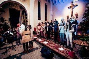 Koncert kolęd - Space of Grace i przyjaciele - 09.01.2016