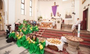 Odpust św.Klemensa 13.03.2016