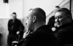 Spotkanie z Wojciech Smulińskim - 08.02.2019
