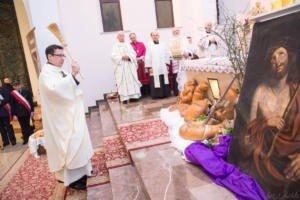 Odpust ku czci św.Klemensa oraz droga krzyżowa Ślad Losu 15.03.2019